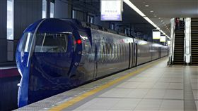 日本南海電鐵。(圖/翻攝自維基百科)
