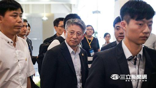 沙海林,雙城論壇, 記者林敬旻攝