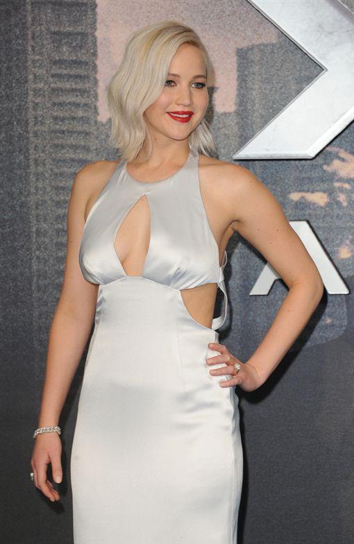 2016年《富比士》全球10大收入最高女星排名  珍妮佛·勞倫斯(Jennifer Lawrence)