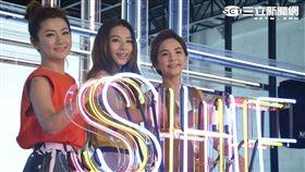 S.H.E 15周年紀念特展 圖/范樺沂