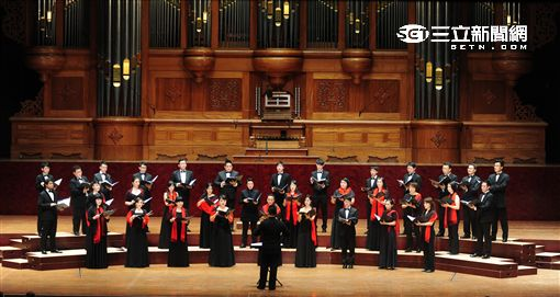 台灣美聲躍國際!台北愛樂室內合唱團首登梵蒂岡封聖儀式獻唱