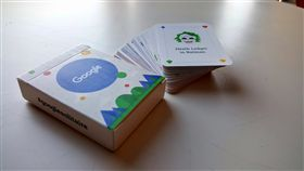 Google限量版撲克牌