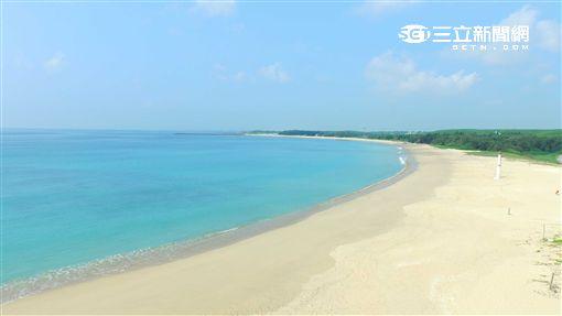 2016澎湖沙灘路跑。(圖/澎管處提供)