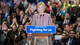 希拉蕊,Hillary Diane Rodham Clinton,美國總統,募款,餐會 圖/美聯社/達志影像