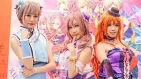 FF28 cosplay 戰鬥女子學園
