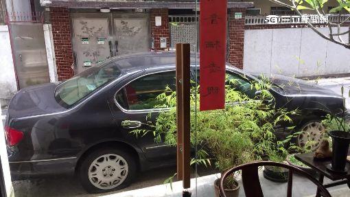 出國停車擋門5天 店家氣踹車反挨告