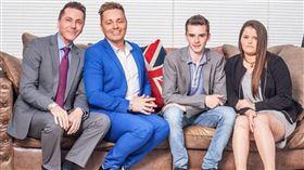 英國、同性戀、婚姻、同志、多元成家(圖/翻攝自每日郵報)