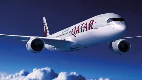 卡達航空。(取自QATAR官網)