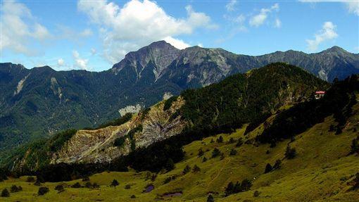 奇萊山,登山,台灣百岳圖/翻攝自維基百科