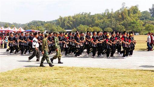 陸軍步兵訓練指揮部,軍人,阿兵哥/維基百科