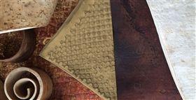 菇菇皮革(圖/翻攝自MycoWorks官網) http://www.mycoworks.com/