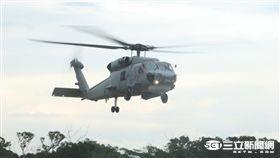S-70C直升機(資料照/記者邱榮吉攝影)