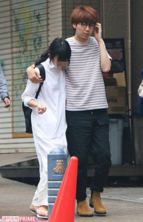 貝琪,川谷繪音(圖/翻攝自週刊女性) http://www.jprime.jp/articles/-/8005