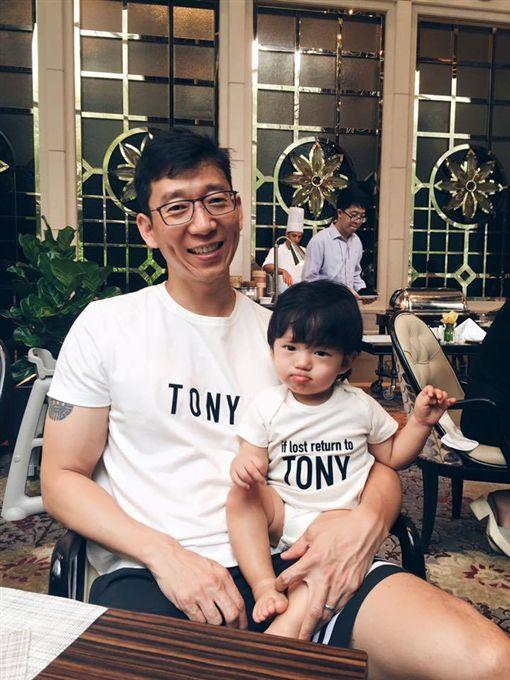 隋棠、Max、Tony/臉書