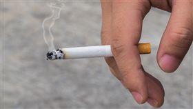 抽菸,起火,燃燒,火警 圖/shutterstock/達志影像