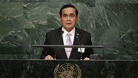 泰國總理帕拉育 美聯社/達志影像