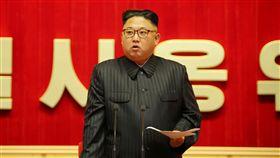 金正恩,北韓,(圖/路透社/達志影像)
