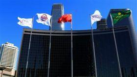 亞洲基礎設施投資銀行(AIIB,簡稱亞投行)圖/翻攝官網