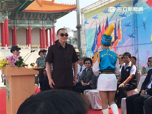 國防部長馮世寬 盧冠妃攝