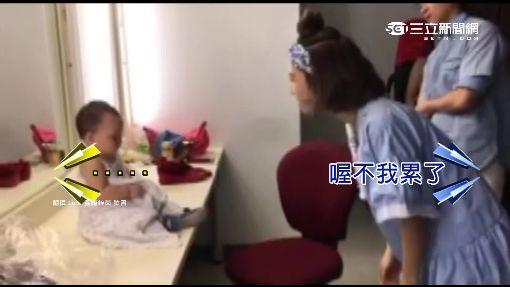"""陳漢典.LuLu遇勁敵 瘋狂搞笑逗不了""""她"""""""