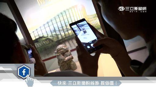 """故宮首次解禁! 遊客搶拍""""翠玉白菜"""""""