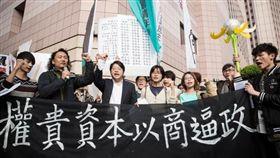 翻攝自賴中強(左三)臉書