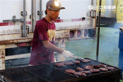 烤肉、燒烤。(圖/記者簡佑庭攝影)