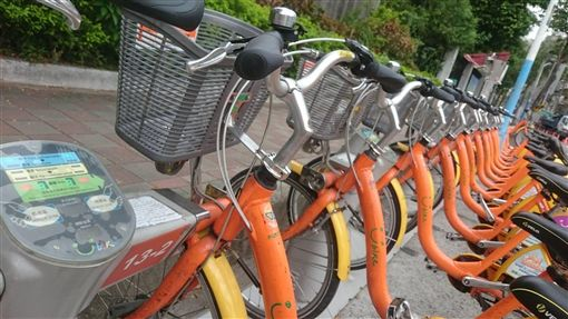 youbike(圖/翻攝自我的新北市臉書)