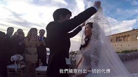 圖翻攝自王力宏臉書 李靚蕾