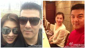 林若亞,孫志浩,結婚,梧桐妹 圖/翻攝自孫志浩Charles微博