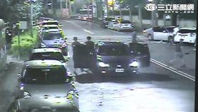 惡煞當街包夾攔車砍人 三男傷緊急送醫