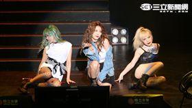 韓女星泫雅首度以個人身分來台舉辦見面會與粉絲相見