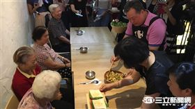 減少食物浪費 「書屋花甲」續食餐廳造福社區