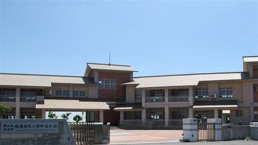 許厝分校(中央社)