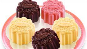 哈根達斯冰淇淋月餅(圖/廠商提供)
