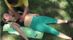 按摩,性騷擾,Luo Dong,羅東,羅冬生(圖/翻攝自NEXT SHARK) http://nextshark.com/luo-dong-spiritual-massage-new-york/
