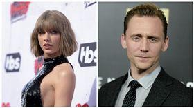 Taylor Swift,Tom Hiddleston,分手,戀愛,高調 圖/美聯社/達志影像