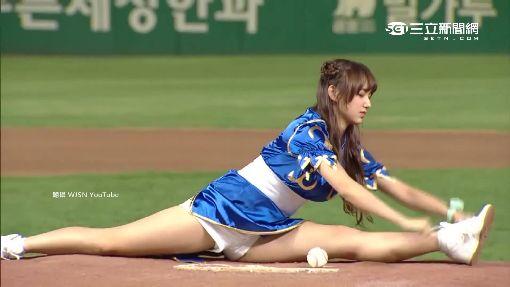 春麗是你!?韓女團「功夫開球」秀身手