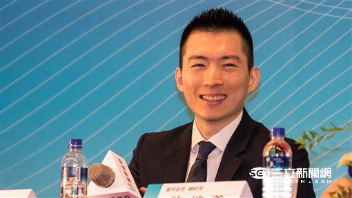 富邦義大簽署備忘錄記者會 富邦育樂總經理蔡承儒 圖/記者林敬旻攝
