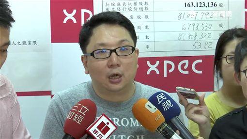 樂陞董事長許金龍
