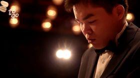 鋼琴家,林冠廷,圖/NTCH togo YouTube