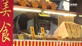 -小吃-東北大餅-麵粉-物價-