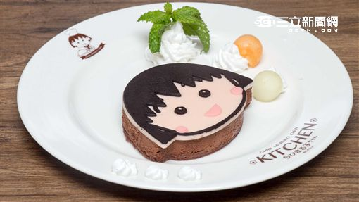 櫻桃小丸子主題餐廳。(圖/記者簡佑庭攝影)