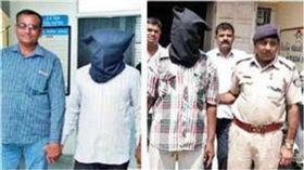 印度私人醫院爆輪姦醜聞。(圖/翻攝《阿默達巴德鏡報》)