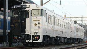 日本JR九州列車:指宿玉手箱。(圖/傑森整合行銷提供)