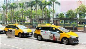 計程車,台北,小黃,路邊,街頭(圖/shutterstock/達志影像)