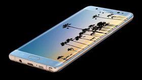 三星電子(Samsung)Galaxy Note 7智慧型手機(圖/翻攝自Samsung官網)