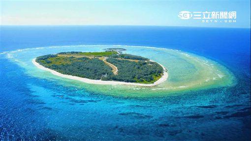 澳洲大堡礁。(圖/澳洲昆士蘭州旅遊暨活動推廣局提供)