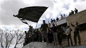 蓋達組織(Al-Qaeda)(圖/路透社/達志影像)
