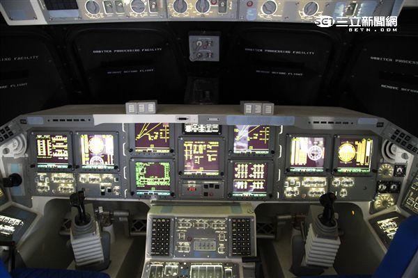 休士頓太空總署NASA太空中心。(圖/記者簡佑庭攝影)